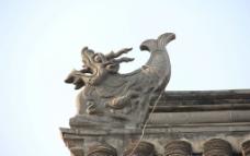古建 屋顶 装饰图片