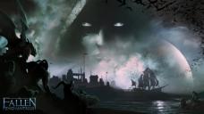 黑色游戏背景素材免费下载