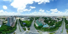 东莞东城中路与莞龙路图片