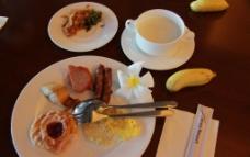 塞班岛美食早餐自助图片