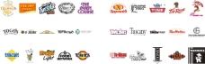 餐饮logo大全矢量图免费下载