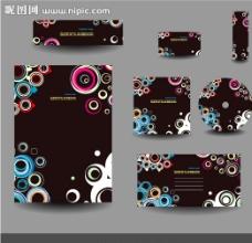 时尚 VI 模板图片