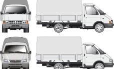 货车vi模版图片