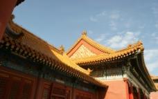 故宫城墙图片