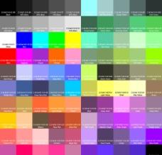 色块 AI色板 色板图片
