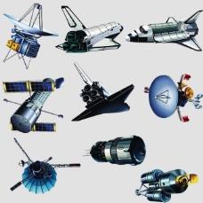 太空飞船 宇宙飞船 卫星