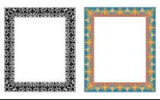 阿拉伯花纹图片