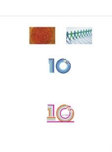10周年标志图片