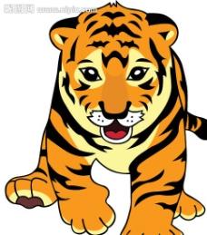 可爱小老虎图片图片