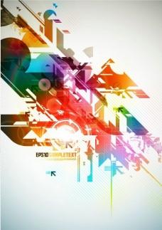 抽象设计封面图片