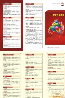 个人信贷产品手册图片