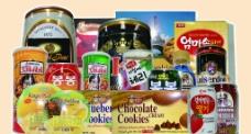 进口产品超市吊牌图片