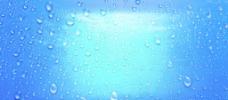 水珠背景图片