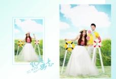 最新婚纱影楼样册图片