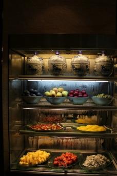 西餐水果区图片