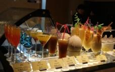 西餐酒水区图片