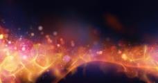 火焰彩光素材图片