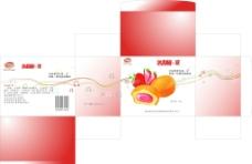 食品包装设计展开图图片