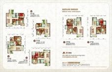 室内设计房地产书籍装帧设计效果图