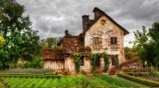 乡间复古别墅