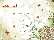 花纹 蝴蝶图片