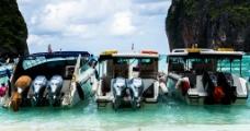 海岛旅游图片