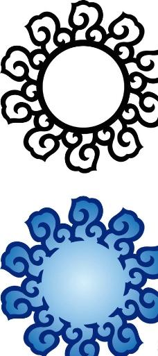 花纹素材图片
