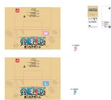 海贼王日文袜卡图片