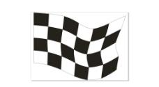 赛车旗图片