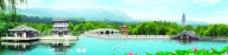 西湖 西湖美景图片