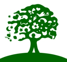 大树雕刻图片