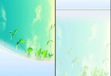 植物ppt模板图片