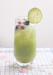冷饮 杯子 水蜜桃图片