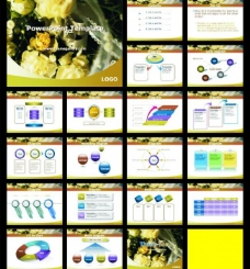 幻灯片模板免费下载图片
