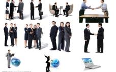 商务人物素材图片