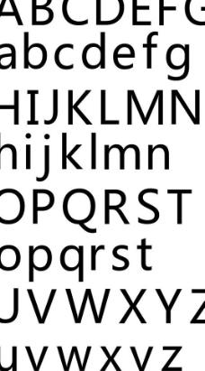 微软雅黑microsoftyahei字体图片