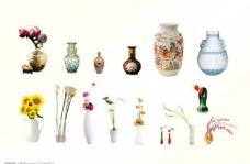 多款花瓶图片