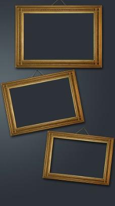 相框墙图片