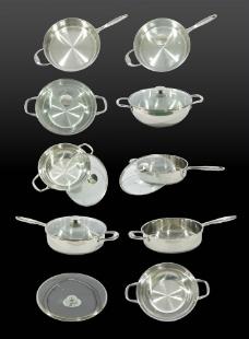 不銹鋼鍋具圖片