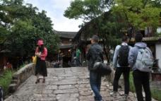 丽江青龙桥图片