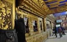 藏文化参观图片