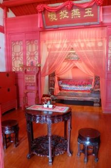 红色洞房图片