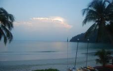 马来西亚大海图片