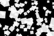 方块粒子爆炸视频素材图片