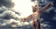 云中十字架高清视频