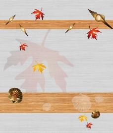 枫叶移门图片