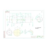 CAD机械图图片