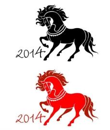 2014马年图片