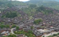 西江千户苗寨 风景图片