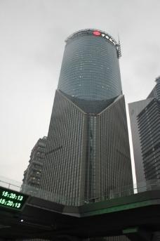 中国银行建筑大厦图片